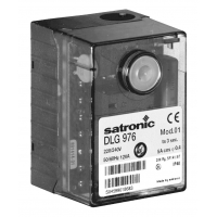 DLG 976 رله تایمر کنترل کننده هانیول مشعل دوگانه سوز