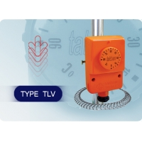 TLV 93 ترموستات جداری تکبان